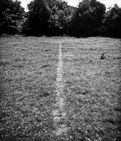 The 'Long' art for walking